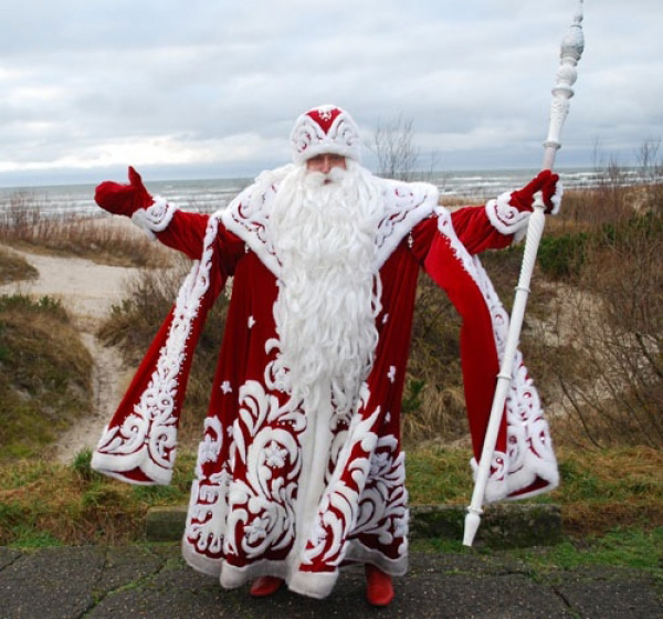 Откуда пришел Дед Мороз?